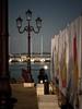 """Im """"Focus"""" - *Stern* im """"Spiegel"""" (cнαт-ɴoιr^^) Tags: italien focus spiegel bild stern sonne zeit chioggia motorroller zeitschriften segelboote kandelaber abendblatt venetien seehafen abigfave lagunevonvenedig panasonicg1 urlaub2010"""