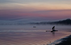 Amanhecer no Xingu  .  .  . (ericrstoner) Tags: amazon xingu indígena kamayurá brasilindigena diaadiabrasileiro parqueindígenadoxingu kamaiurá bemflickrbembrasil ipavu