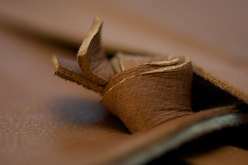 MacBook Leder Einband - Rundumadum