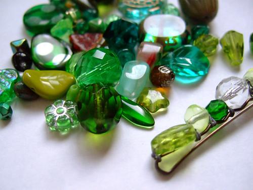 Vintage Svaroski Beads from Berlin