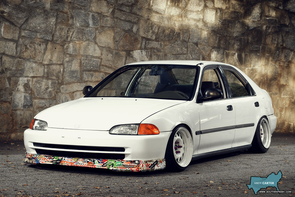 EG sedan - Civic 1992-1995 - Club Civic Quebec :: Forum