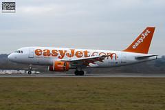 G-EZAJ - 2742 - Easyjet - Airbus A319-111 - Luton - 110104 - Steven Gray - IMG_7484