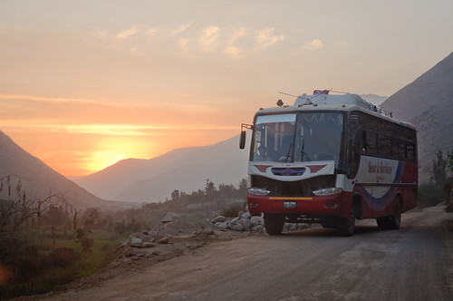 Leaving Antioquia