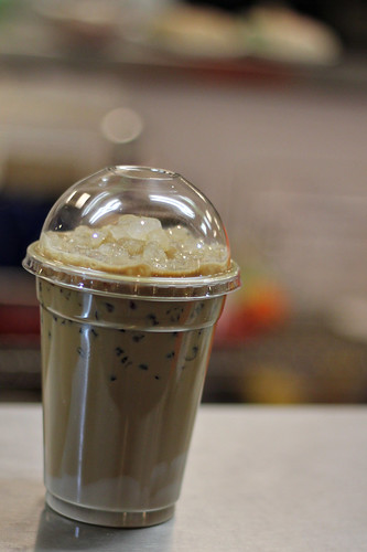 Vietnamese Coffee from Pham's Deli at Midtown Global Market