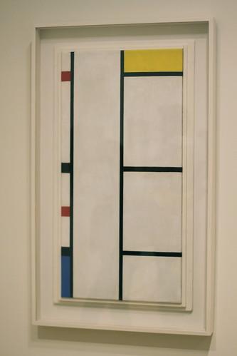 Mondrian, SF MOMA