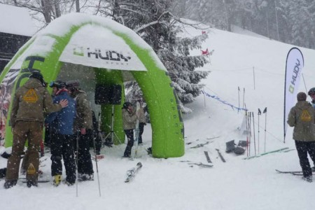 HUDY Snow Tour