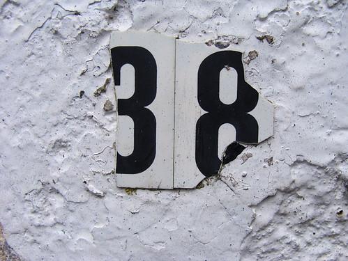 No 38 - broken plastic