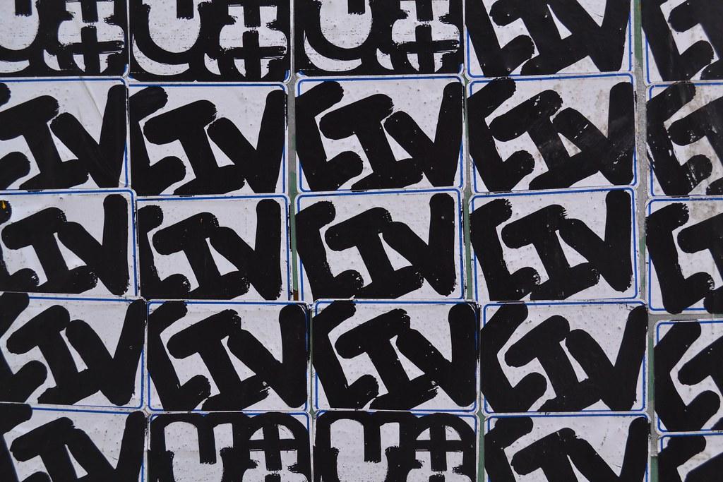 CIV, FTL, MQ, Street Art, Graffiti, Oakland