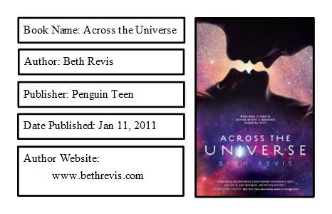 Across the Universe Bookplate
