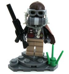 LEGO Oasis Battle solider #1 (aabbee 150) Tags: lego battle oasis