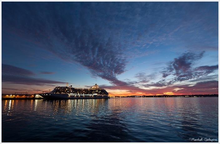 Maritime Sunset 3