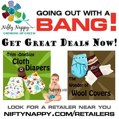 Nifty Nappy Cloth Diapers