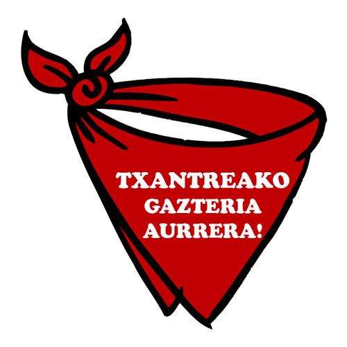 TXANTREAKO GAZTERIA AURRERA