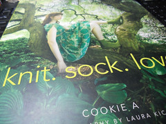 new sock book!!! by magscrafts