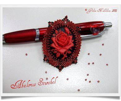 Broche Rosa Vintage -blog