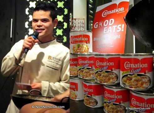 Buenisimo Chef Chris & Carnation Evap