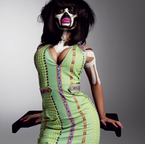 Nicki Minaj V Magazine 9