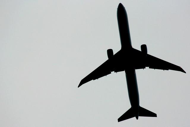14/365: Big Ol' Jet Airliner