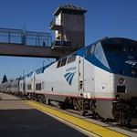 Feather River Express in Emeryville Station thumbnail
