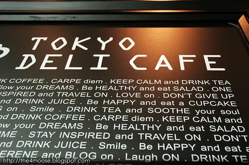 Tokyo Deli Cafe