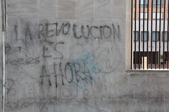 Revolution is now!!!!! (pedro vit) Tags: mexico typography mexicocity df graffitti distritofederal ltytr1
