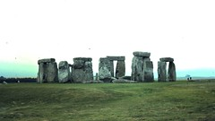 Stonehenge 1976 (Hear and Their) Tags: england stonehenge prehistoric