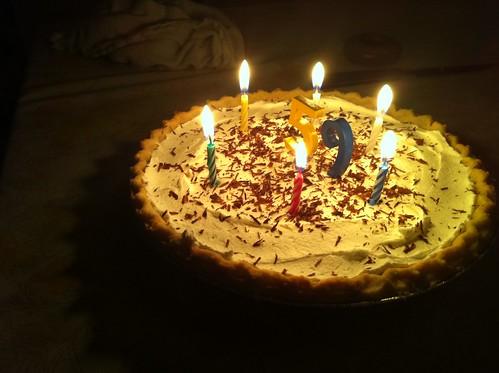 for ken's birthday