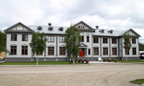Dawson City, Yukon Territory.
