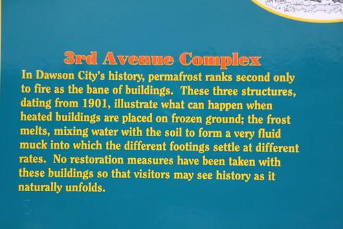 Dawson City, Yukon Territory. (Set)