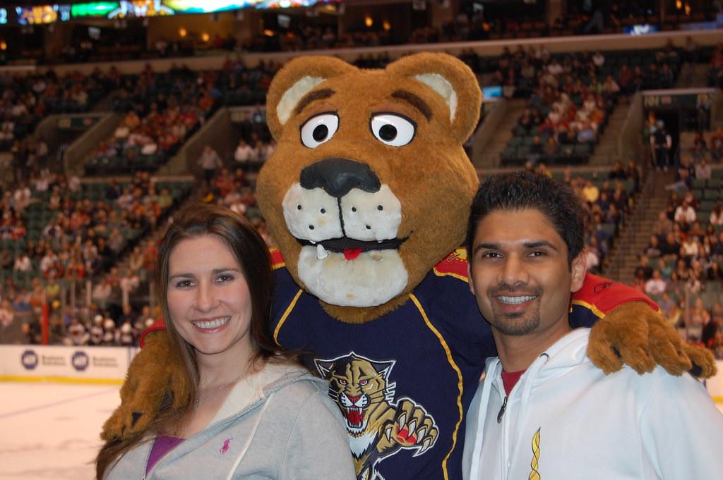 Panthers v. Thrashers Hockey Groupon