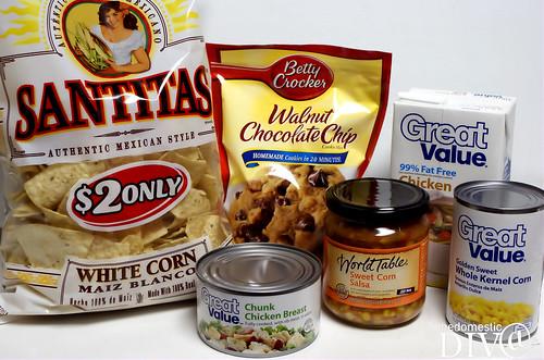 Meal Solution:  Santa Fe Soup