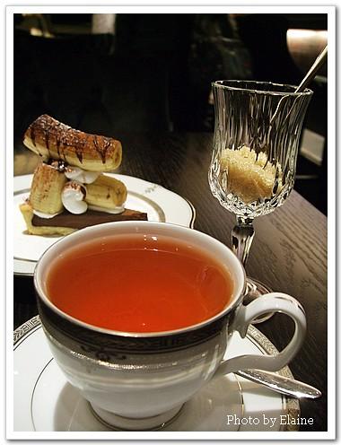 水蜜桃伯爵紅茶