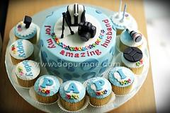 Camera Cake Set - Dian