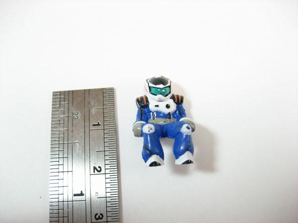 Yamato 1/60 YF-19 Pilot Figure
