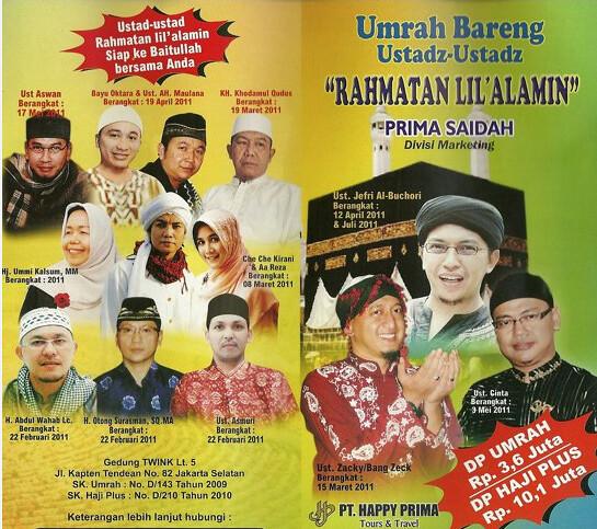 Daftar Haji Plus, Umrah, Umroh, Mekkah, Madinah