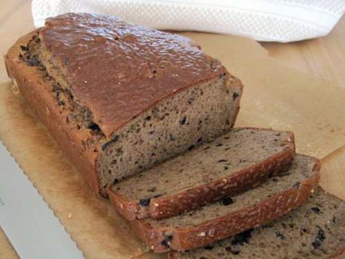 Olive-Rosemary Bread