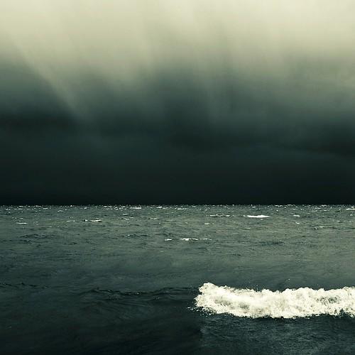 Ocean Landscape Wave
