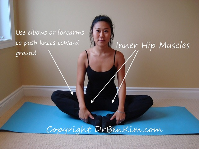 Four Stretches to Support Your Pelvic Region