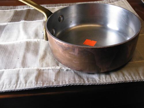 Lucky Sauce Pan
