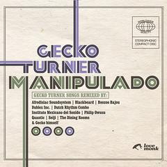 Gecko Turner - Manipulado (CD) LMNK25