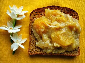 Monkey Butter on toast