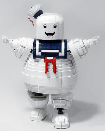 LEGO 魔鬼剋星 棉花糖寶寶 商品化投票 需要你的支持!