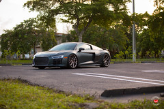 Audi R8 Vossen Forged CG-204 - H&R Coilovers Install  -  Vossen Wheels 2016 -  1093 (VossenWheels) Tags: audi audiaftermarketwheels audiforgedwheels audir8 audir8forgedwheelsl audir8install audiwheels cgwheels cg204 hr hrcoilovers platinum polished r8 r8aftermarketwheels r8forgedwheels vossenwheels2016