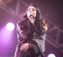 Concert in #Finland #Espoo #Suomi #Pop #Sing #Singer (Darrell Craig Harris - Instagram: GettyContributor) Tags: elmlapselle singer pop finland suomi