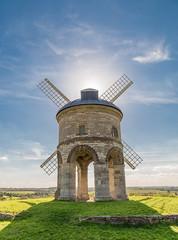Chesterton Windmill (2) (Happy snappy nature) Tags: chestertonwindmill landscape beautiful bluesky greengrass field nature landmark england canon canon6d canon24105f4