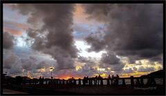 (Aileen) Tags: sunset asia malaysia borneo kotakinabalu sabah pinksunset 2010