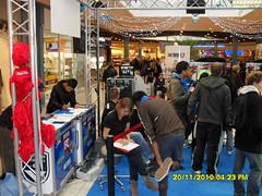 FIFA RIVE DROITE (marivedroite) Tags: fifa bordeaux animation centrecommercial jeuxvidos commercants