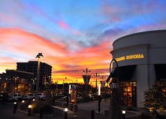 Williams Sonoma @ ABQ Uptown (Rich (Sparky_R)) Tags: sunset newmexico nikon albuquerque tokina 1224mm williamssonoma d300 abquptown atx1241224f4