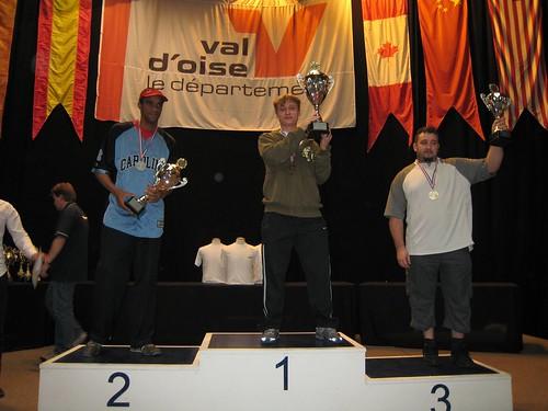 2007 - WCS - Bonzini236