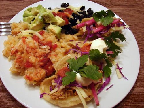 Dinner: November 27, 2010